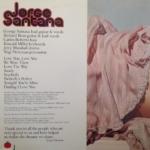 Jorge Santana / Jorge Santana (1978年) フロント・カヴァー