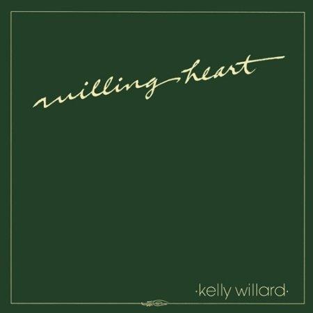 Kelly Willard / Willing Heart (1981年) フロント・カヴァー