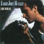 Larry John McNally / Fade To Black (1986年) フロント・カヴァー
