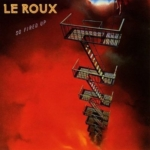 Le Roux / So Fired Up (1983年) フロント・カヴァー