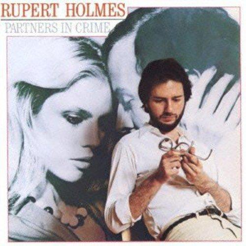 Rupert Holmes / Partners In Crime (1979年) フロント・カヴァー