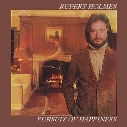 Rupert Holmes / Pursuit Of Happiness (浪漫) (1978年) フロント・カヴァー