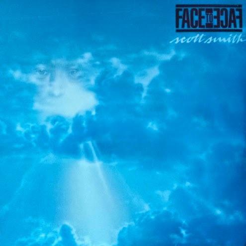 Scott Smith / Face To Face (1984年) フロント・カヴァー