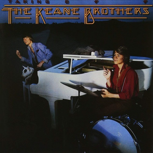 The Keane Brothers / Taking Off (1979年) フロント・カヴァー