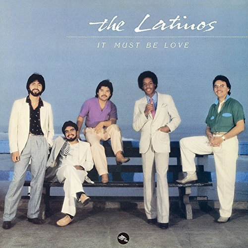 The Latinos / It Must Be Love (1981年) フロント・カヴァー