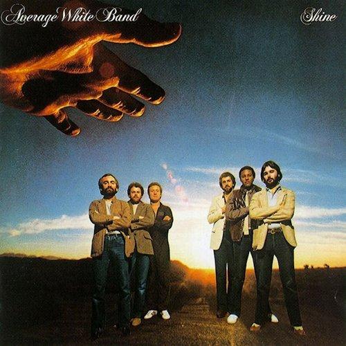 Average White Band / Shine (1980年) フロント・カヴァー