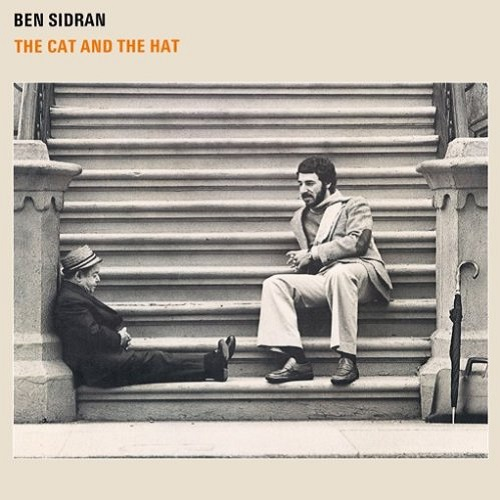 Ben Sidran / The Cat And The Hat (1979年) フロント・カヴァー
