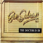 Ben Sidran / The Doctor Is In (1977年) フロント・カヴァー