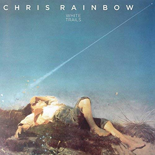 Chris Rainbow / White Trails (1979年) フロント・カヴァー