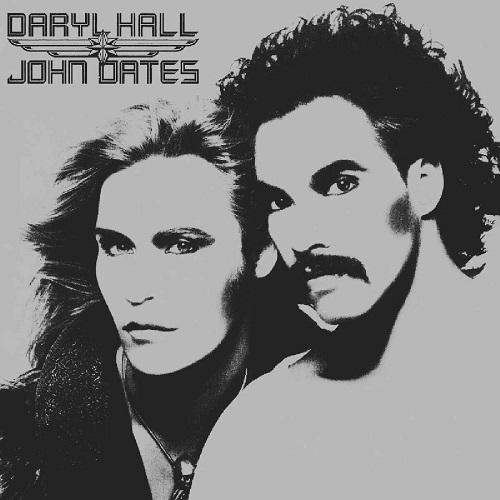 Daryl Hall & John Oates / Daryl Hall & John Oates (1975年) フロント・カヴァー