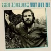 Fred Knoblock / Why Not Me (1980年) フロント・カヴァー