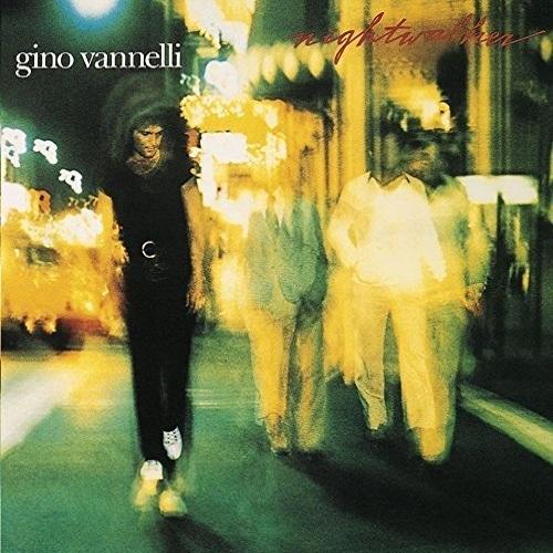Gino Vannelli / Nightwalker (1981年) フロント・カヴァー