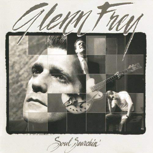 Glenn Frey / Soul Searchin' (1988年) フロント・カヴァー