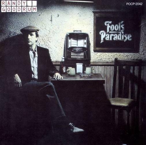 Randy Goodrum / Fool's Paradise (1982年) フロント・カヴァー