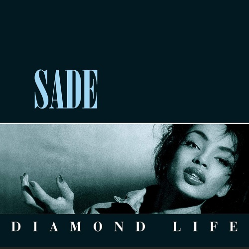 Sade / Diamond Life (1984年) フロント・カヴァー