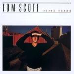 Tom Scott / Intimate Strangers (1978年) フロント・カヴァー