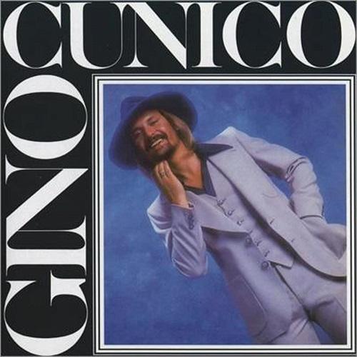 Gino Cunico / Gino Cunico (1976年) フロント・カヴァー