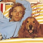 Livingston Taylor / Man's Best Friend (1980年) フロント・カヴァー