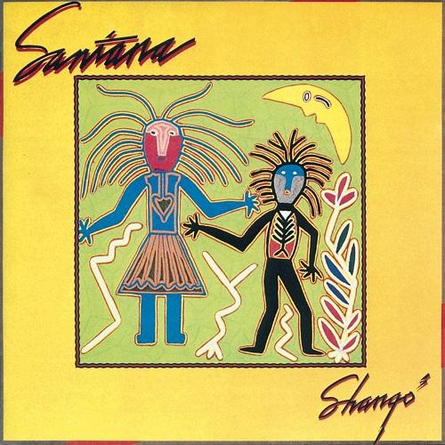 Santana / Shango (1982年) フロント・カヴァー