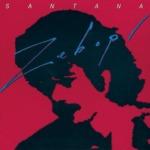 Santana / Zebop! (1981年) フロント・カヴァー