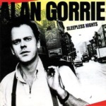 Alan Gorrie / Sleepless Nights (1985年) フロント・カヴァー