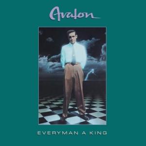 Avalon / Everyman A King (1982年) フロント・カヴァー