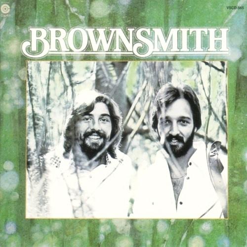 Brownsmith / Brownsmith (1975年) フロント・カヴァー